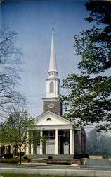 The Presbyterian Church Postcard