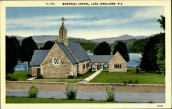 Memorial Chapel At Lake Junaluska