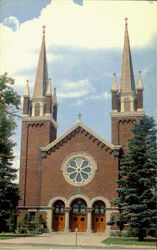 S. S. Peter And Paul's R. C. Church, Main Street
