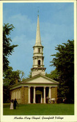 Martha - Mary Chapel, Greenfield Village
