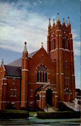 Sacred Heart Church, South Main Street