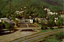 Aerial View Of Ridgecrest Baptist Conference Center