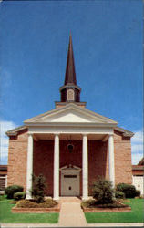First Christian Church, 1420 North Third Street