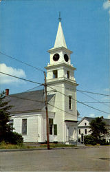 Church On The Cape Methodist Episcopal
