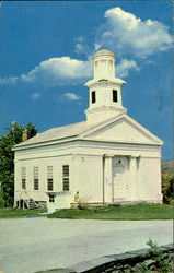 First Congregational Church Of Chester
