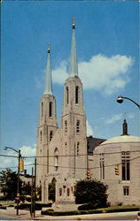 Cathedral Of Immaculate Conception And Mac Dougal Chapel