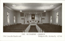 The Methodist Church, 216 Lincoln Boulevard Postcard