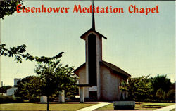 Eisenhower Memorial Meditation Chapel