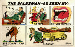 The Salesman As Seen By...