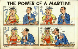 The Power Of A Martini