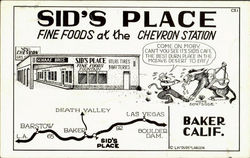 Sid's Place