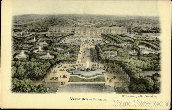 Versailles Panorama France