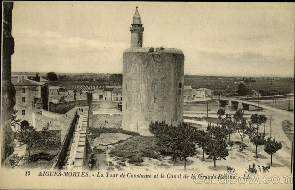Aigues Mortes France