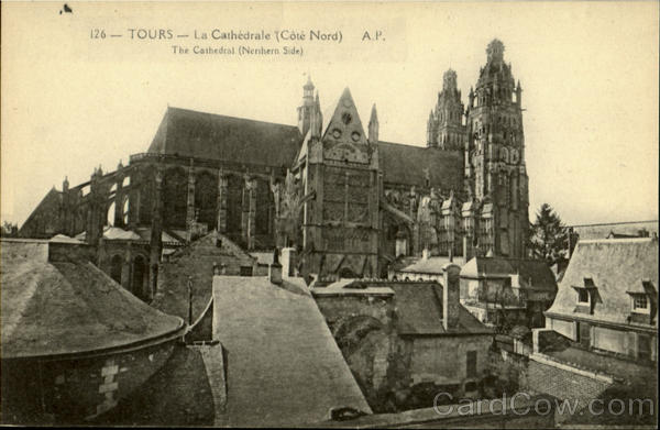 The Cathedral Tours France
