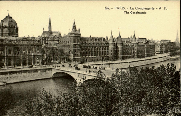 The Conclergerie Paris France