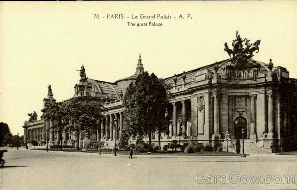 The Great Palace Paris France