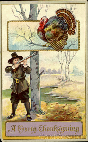 A Hearty Thanksgiving Hunting