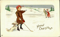 Happy Christmas Hockey