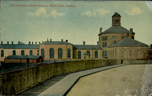 Charleston State Prison Boston Massachusetts Prisons
