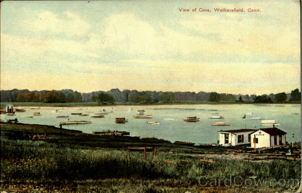 View Of Cove Wetherfield Connecticut