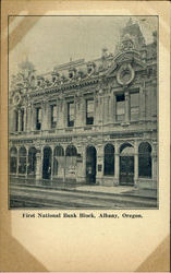First National Bank Block