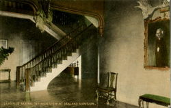 Interior View At Oakland Mansion