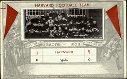 1908 Harvard Football Team