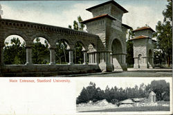 Main Entrance, Stanford University