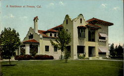 A Residence At Fresno
