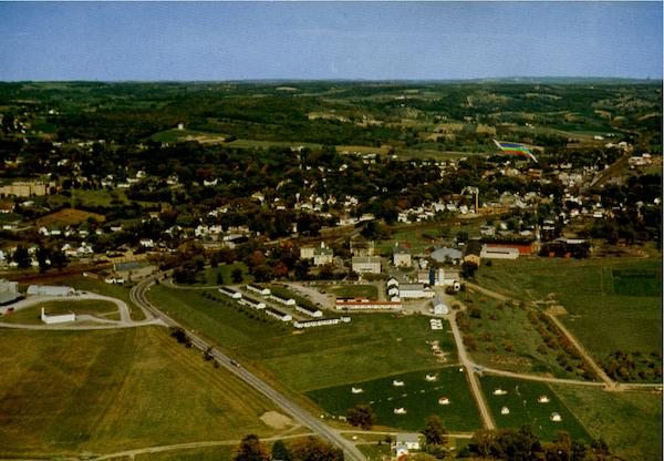 A Village Of Cobleskill New York