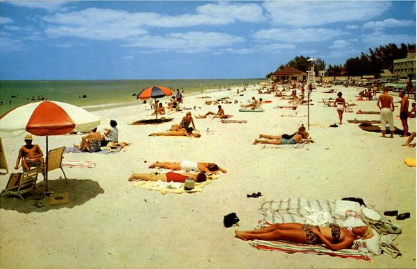 Florida's Famous Rockaway Beach Clearwater