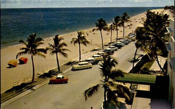 The Lovely Beach Fort Lauderdale Florida
