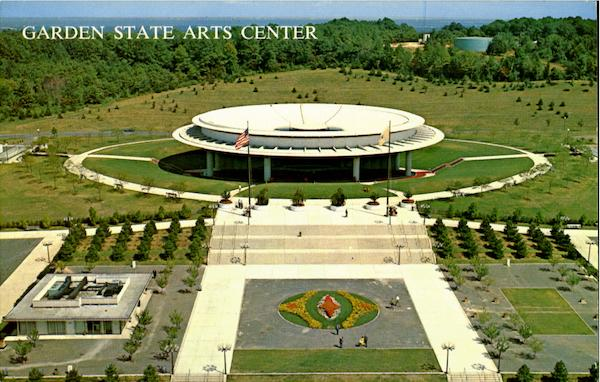 Garden State Arts Center Holmdel Nj