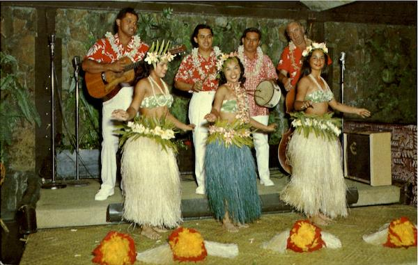 Tahitian Dancing Kauai Hawaii