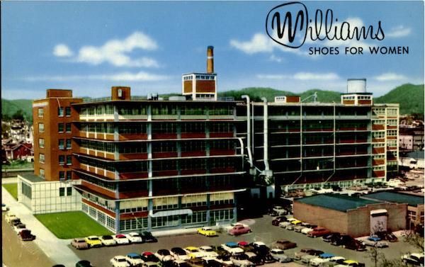 The Williams Manufacturing Co. Porismouth Ohio