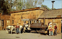 Old Betsy Knott's Berry Farm & Ghost Town