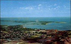Aerial View Of Erie