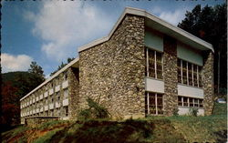 Men's Residence Hall, Montreat Anderson College