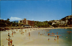 Caleta Beach Postcard