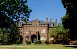 Holladay Hall, North Carolina State College