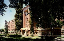Administration Building, State University Of South Dakota Postcard
