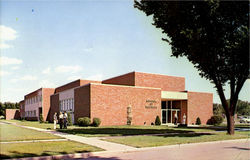 School Of Business, State University Of South Dakota Postcard