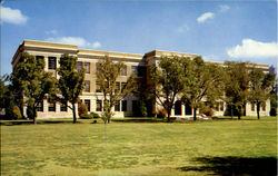 Education Building, West Texas State College