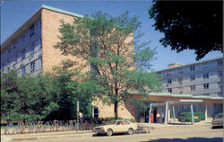 Burge Residence Hall, University Of Iowa