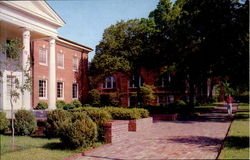 Campus Scene, Noerth Carolina State College