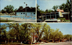 Chipley Motel Inc. Postcard
