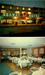 Seaway Hotels Limited Postcard