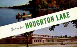 Greetings From Houghton Lake