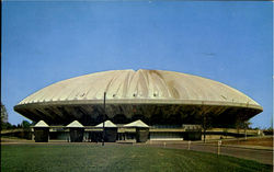 The Assembly Hall, University Of Illinois