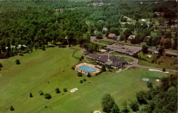 Blairmont Country Club Postcard